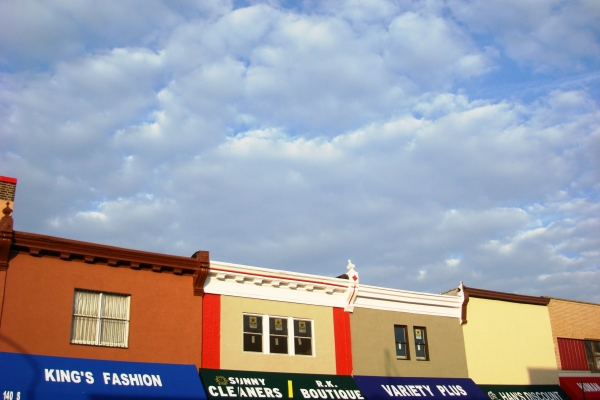 facade 52nd